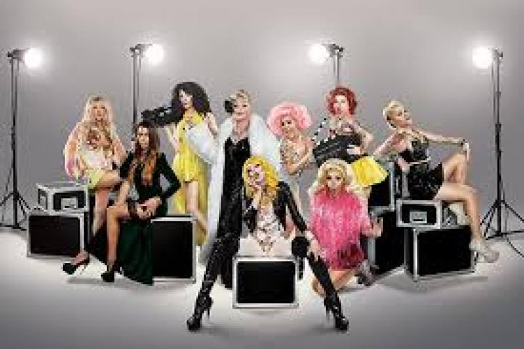 Drag Queens of London next episode air date poster