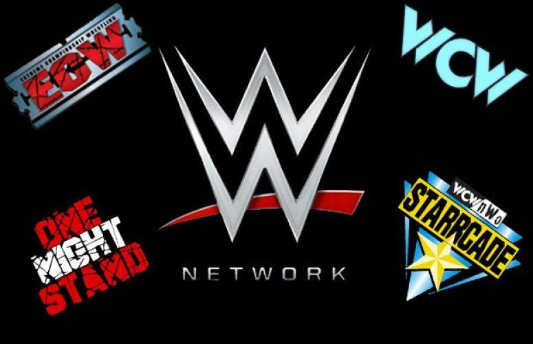 WWE Pay-Per-View on WWE Network next episode air date poster