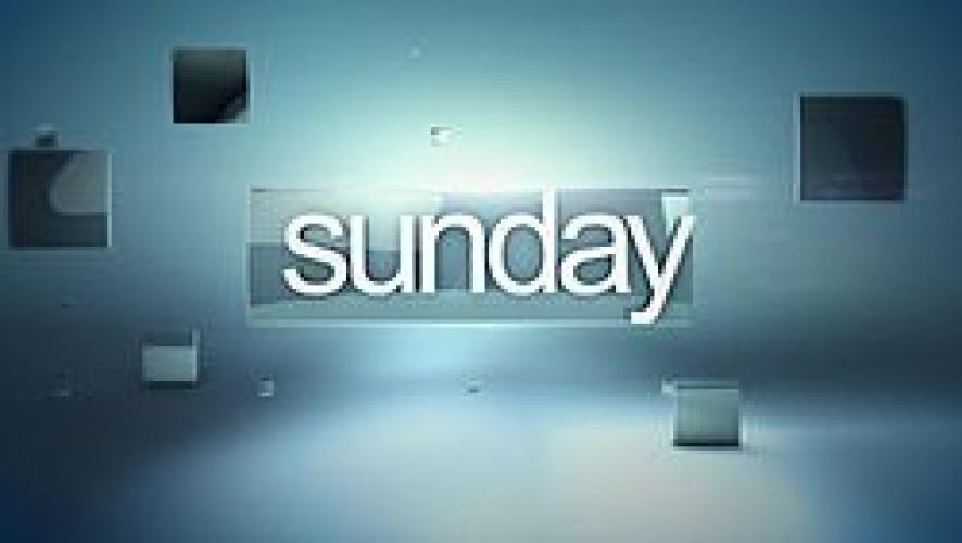 Sunday (NZ) next episode air date poster