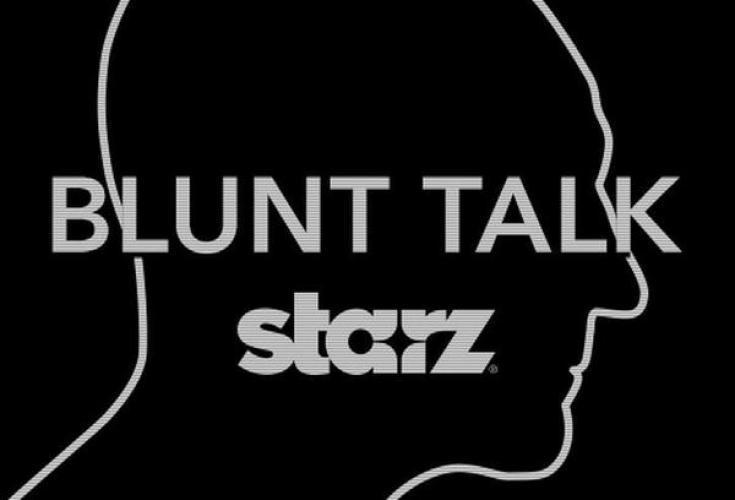 Blunt Talk next episode air date poster