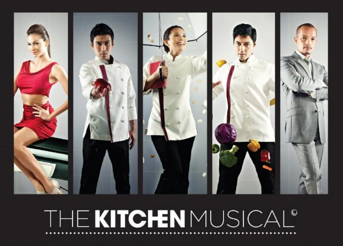 The Kitchen Musical next episode air date poster