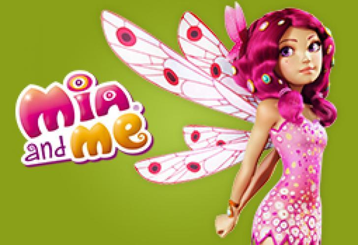 Mia and Me next episode air date poster