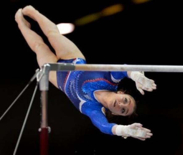 European Artistic Gymnastics Championships next episode air date poster