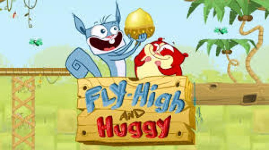 Fly-High and Huggy next episode air date poster