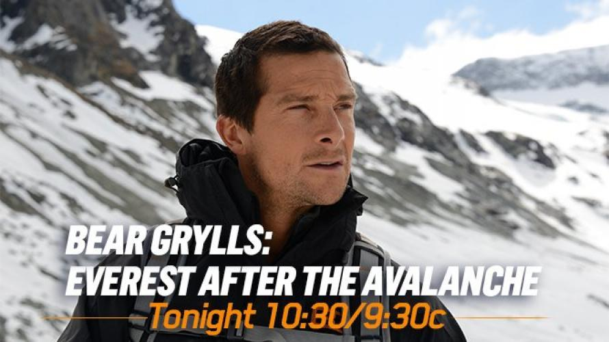 Bear Grylls: Everest After The Avalanche next episode air date poster