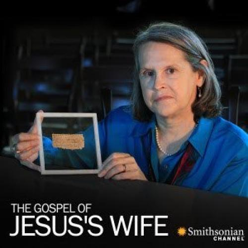 The Gospel of Jesus's Wife next episode air date poster