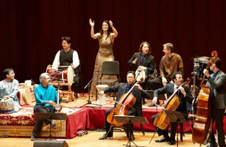 The Silk Road Ensemble with Yo-Yo Ma: Live from Tanglewood next episode air date poster