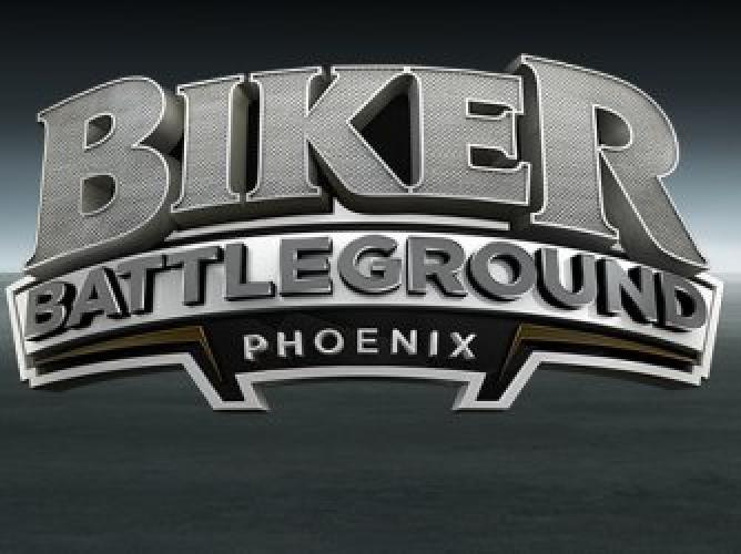 Biker Battleground Phoenix next episode air date poster