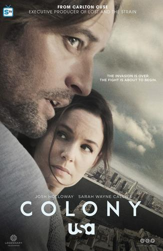 Colony next episode air date poster