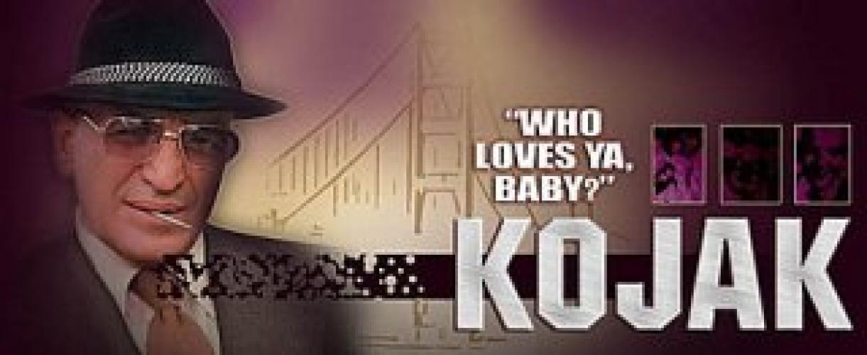 Kojak next episode air date poster