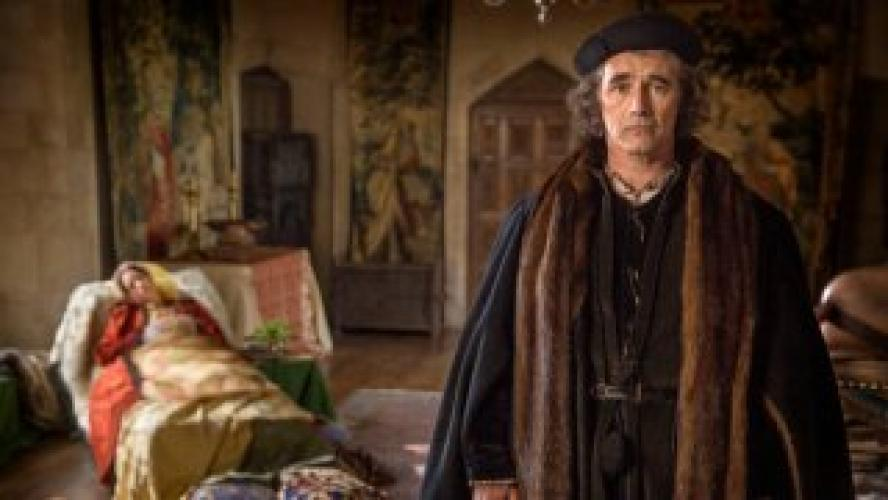 Wolf Hall next episode air date poster