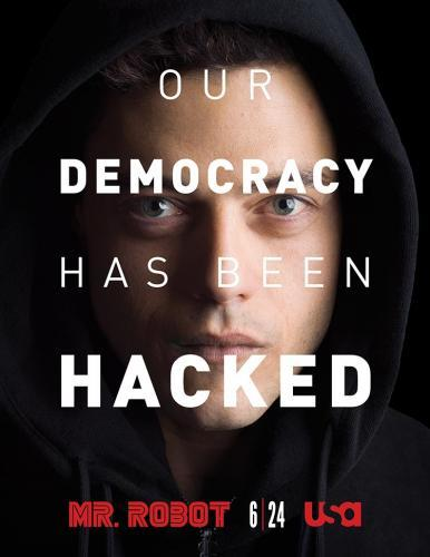 Mr. Robot next episode air date poster