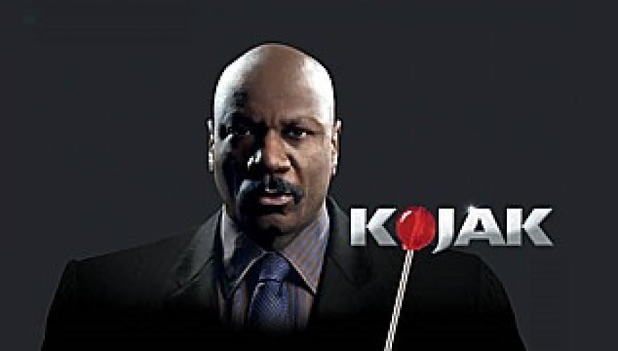 Kojak (2005) next episode air date poster