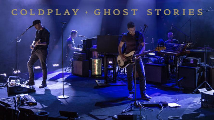 Coldplay: Ghost Stories The Film next episode air date poster
