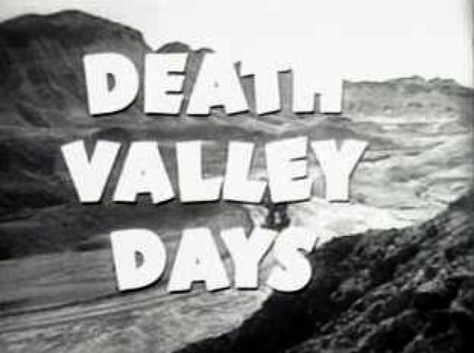 Death Valley Days next episode air date poster