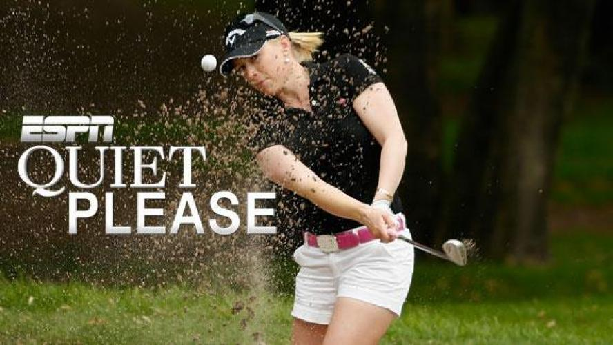 LPGA Tour Golf on ESPN next episode air date poster