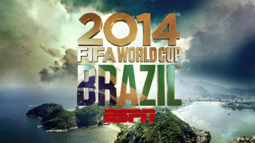 2014 FIFA World Cup on ESPN next episode air date poster