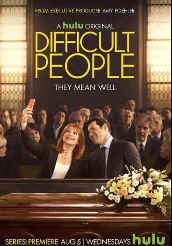 Difficult People next episode air date poster