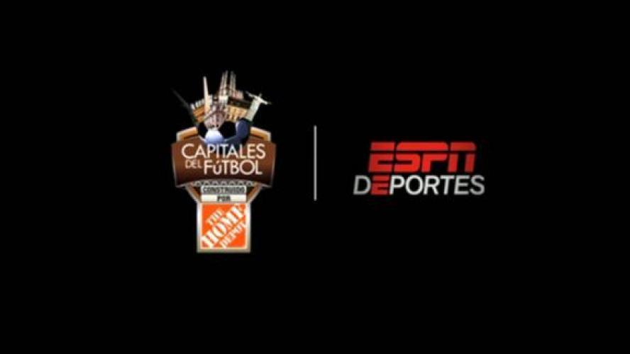 Capitales de Fútbol next episode air date poster