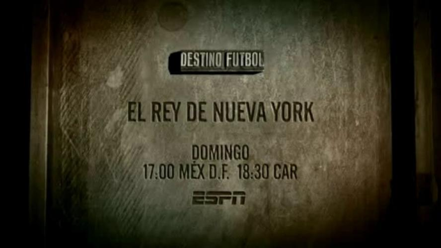 Destino Fútbol next episode air date poster