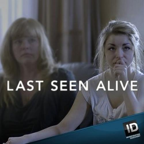 Last Seen Alive next episode air date poster