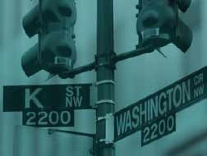K Street next episode air date poster