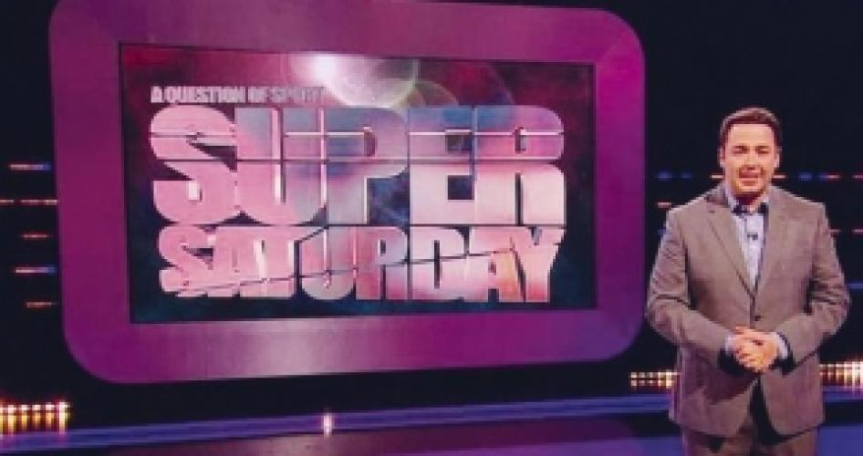 Question of Sport: Super Saturday next episode air date poster