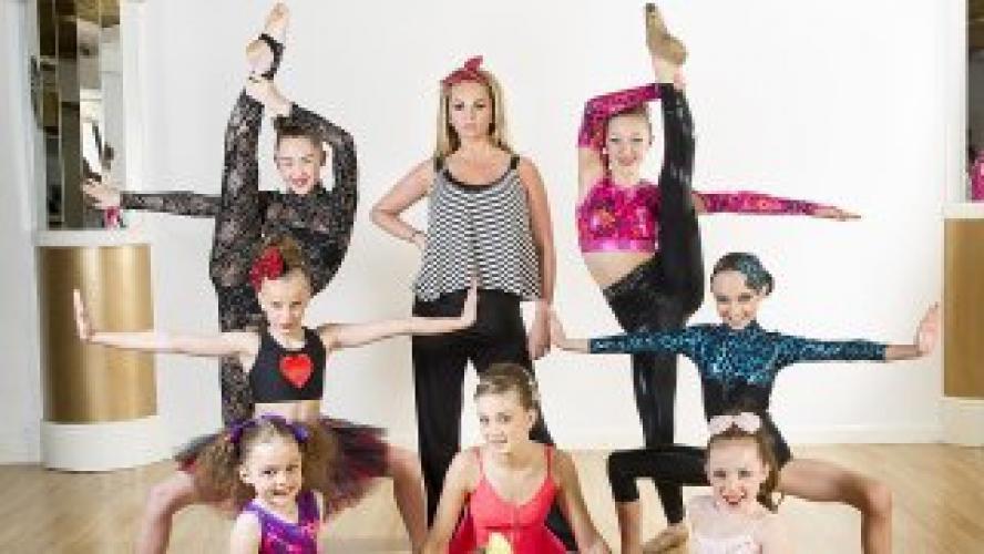 Dance Mums with Jennifer Ellison next episode air date poster