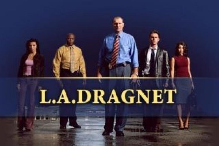 L.A. Dragnet next episode air date poster