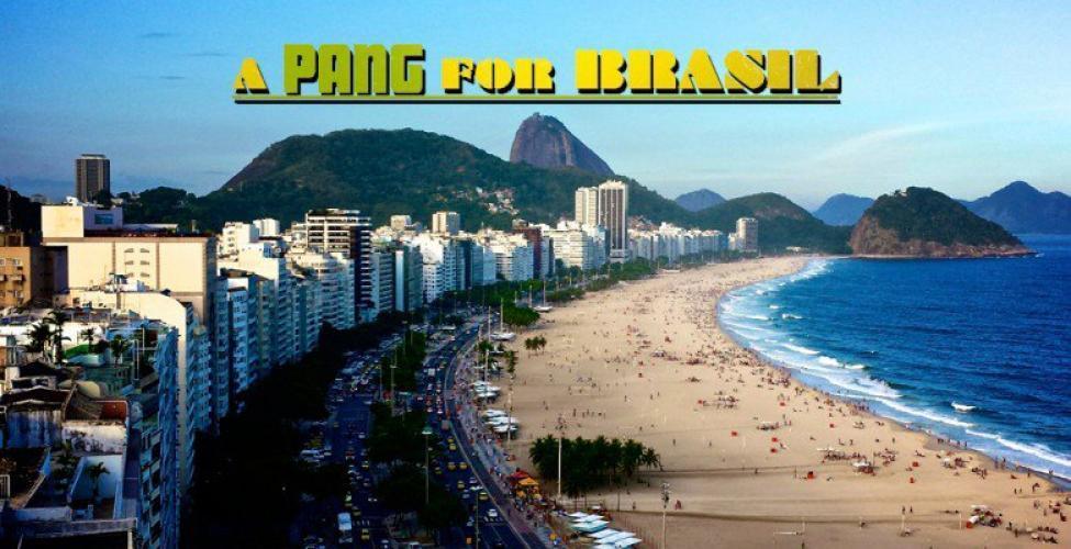 A Pang For Brasil next episode air date poster