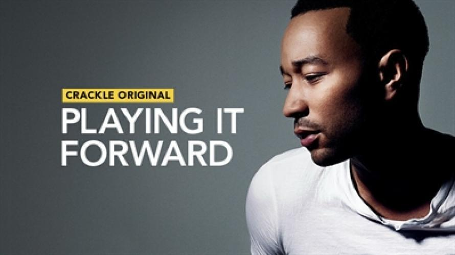 Playing It Forward next episode air date poster