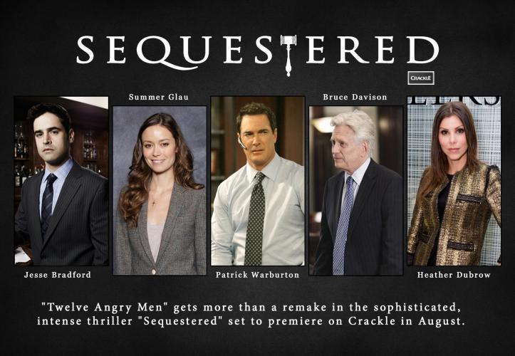 Sequestered next episode air date poster