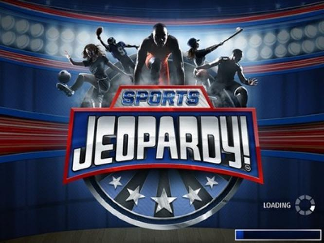 Sports Jeopardy next episode air date poster