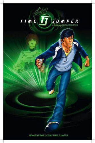Time Jumper next episode air date poster
