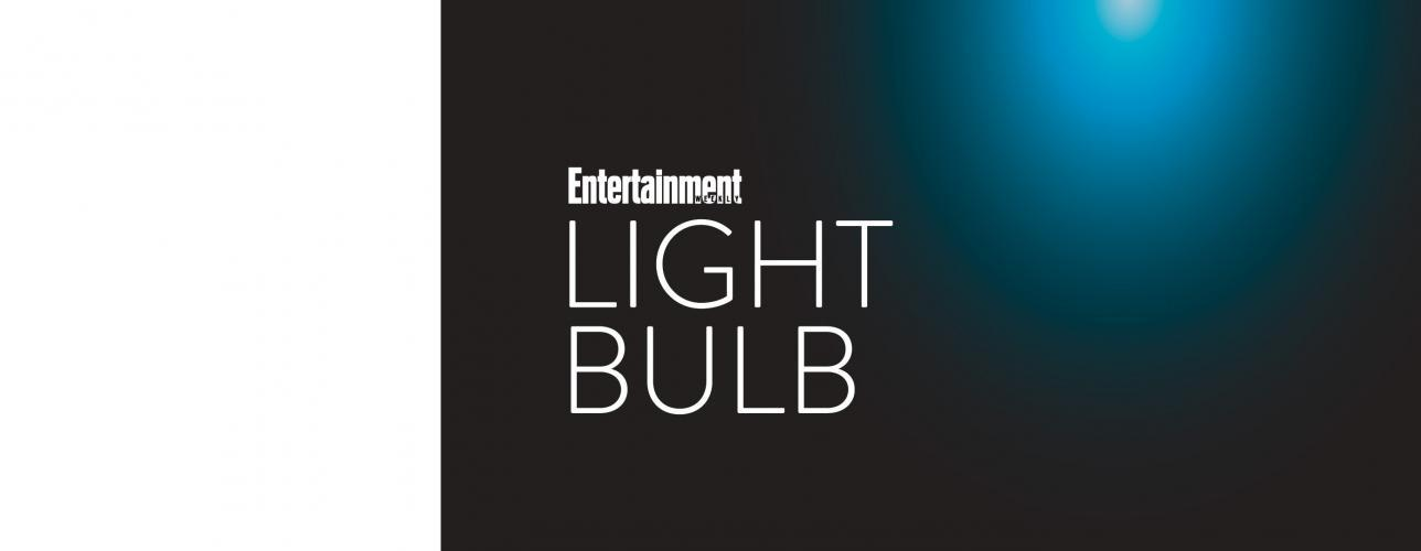 Entertainment Weekly Lightbulb: next episode air date poster