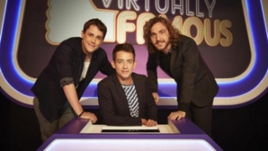 Virtually Famous next episode air date poster