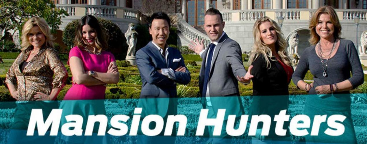 Mansion Hunters next episode air date poster