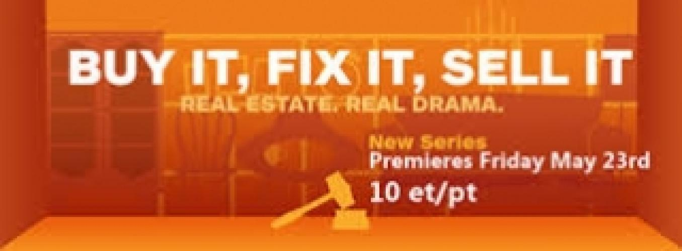 Buy It, Fix It, Sell It next episode air date poster