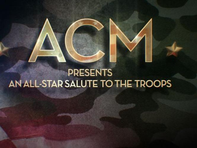 ACM Presents: An All Star Salute To The Troops next episode air date poster