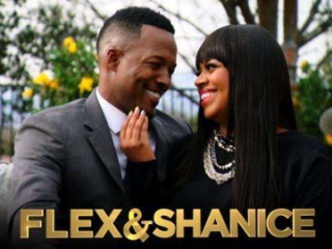 Flex and Shanice: All in the Family next episode air date poster