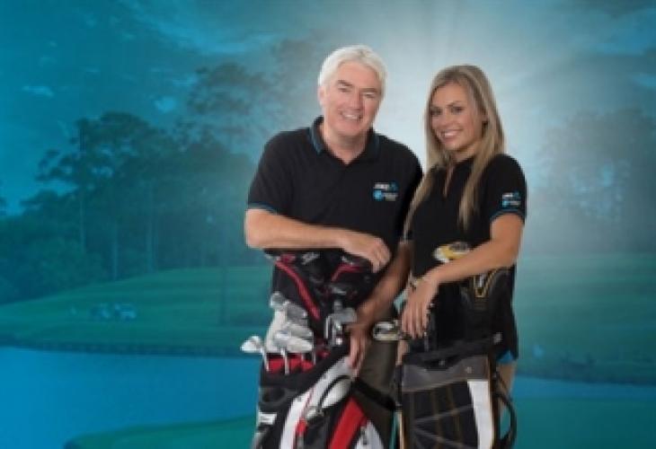 ANZ Golf World next episode air date poster
