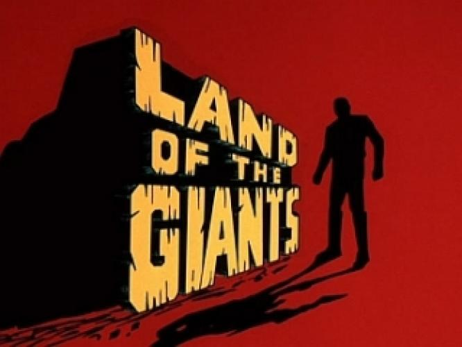 Land of the Giants next episode air date poster