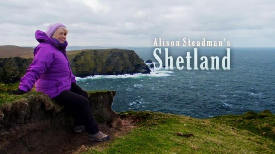 Alison Steadman's Shetland next episode air date poster