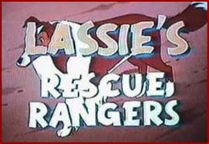 Lassie's Rescue Rangers next episode air date poster