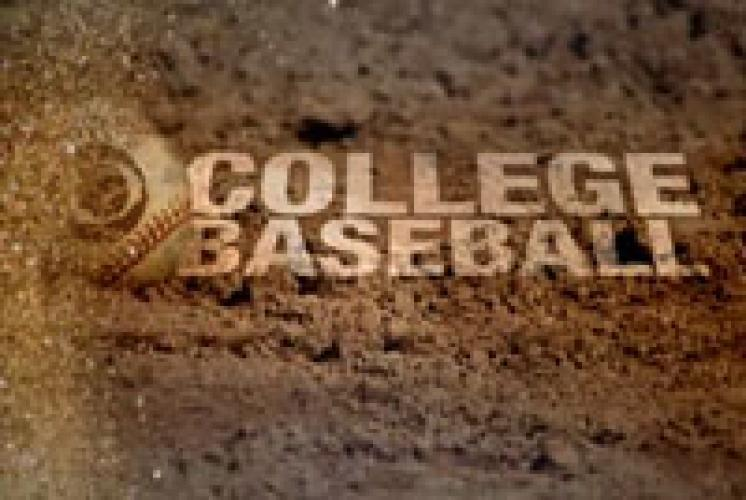 College Baseball on CBS next episode air date poster