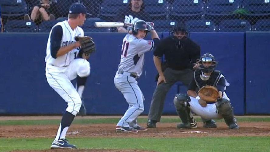 College Baseball on BYU TV next episode air date poster
