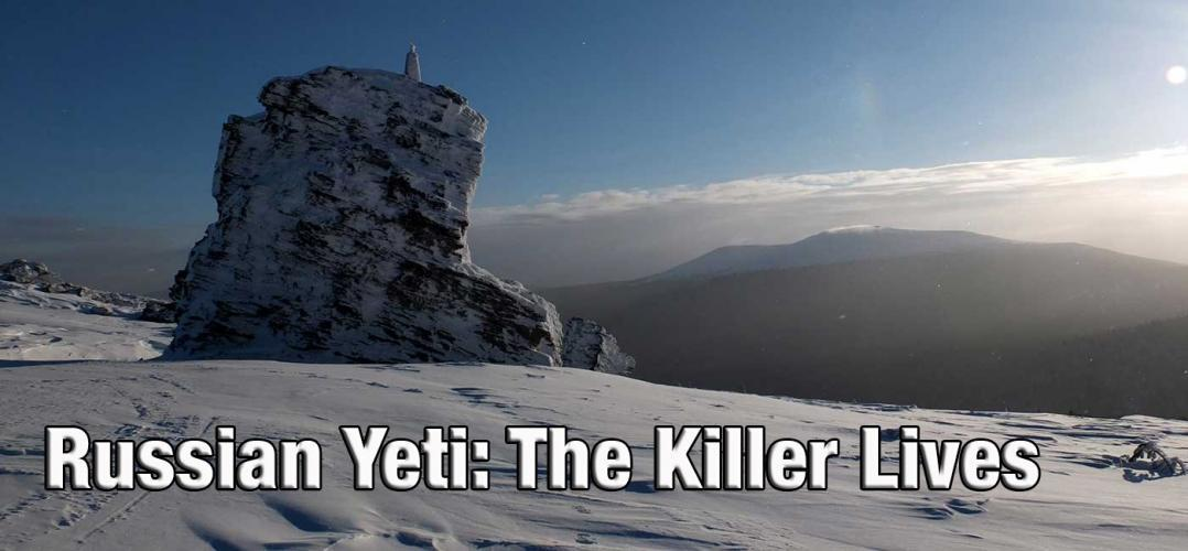 Russian Yeti: The Killer Lives next episode air date poster