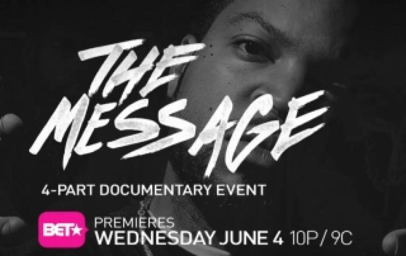 The Message (2014) next episode air date poster