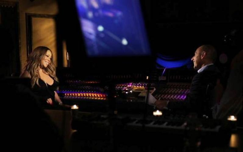 Mariah Carey: At Home In Concert With Matt Lauer next episode air date poster