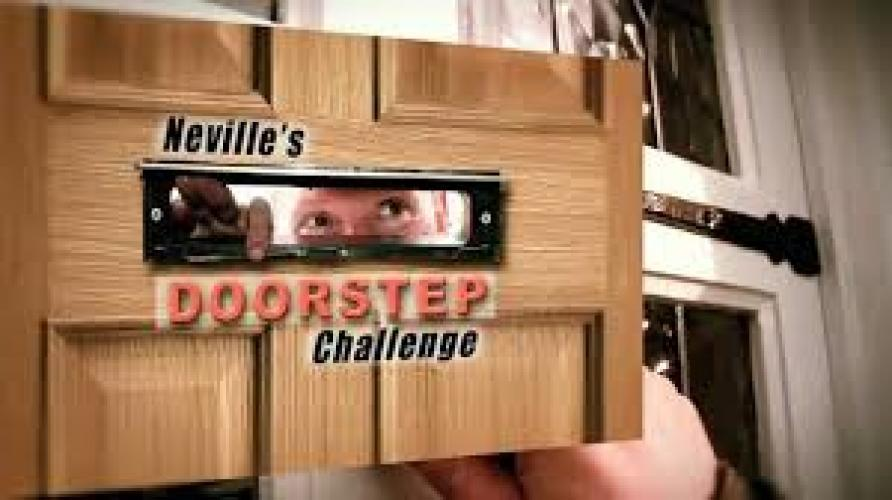Neville's Doorstep Challenge next episode air date poster